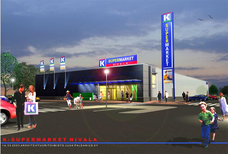 K-Supermarket Nivala
